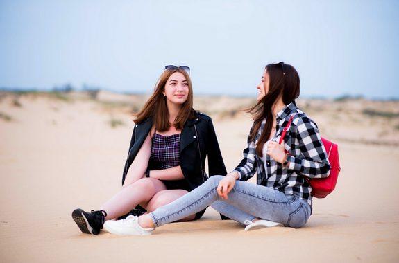 Изображение Алешковские пески