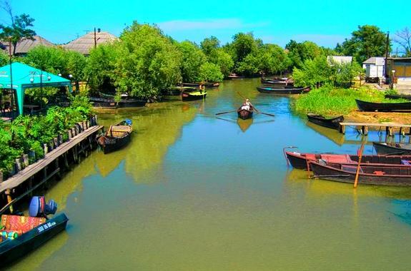 Изображение Вилково - Украинская Венеция