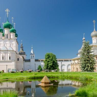 Тур по Золотому Кольцу России из Киева