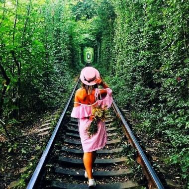 Экскурсия в Тоннель Любви + Луцк из Харькова