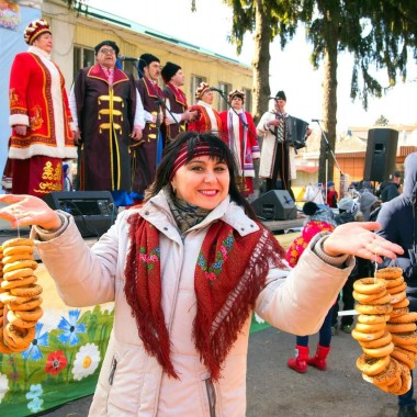 Масленица в Диканьке из Харькова