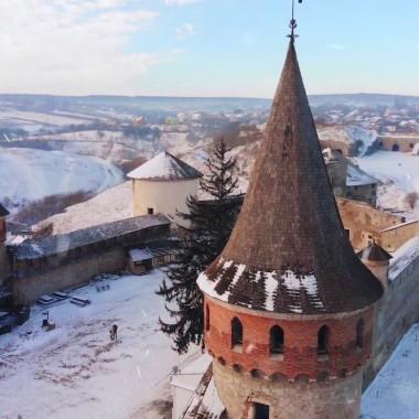 Тур в Каменец-Подольский + Черновцы на Новый год из Днепра