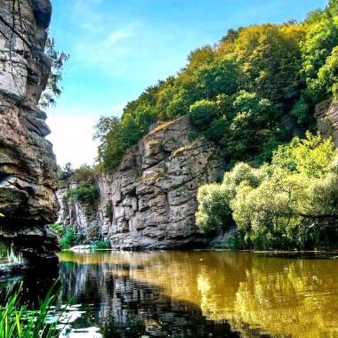 Экскурсия на Букский каньон и осетровую ферму из Харькова
