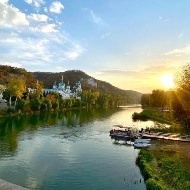 Экскурсия в Святогорск (Славяногорск) из Днепра