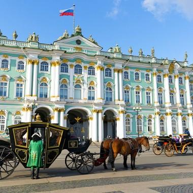 Туры в Санкт-Петербург+ Москва из Киева