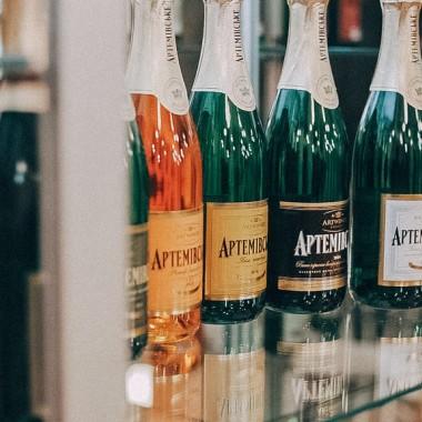 Экскурсия в Соледар + завод Шампанских вин из Киева