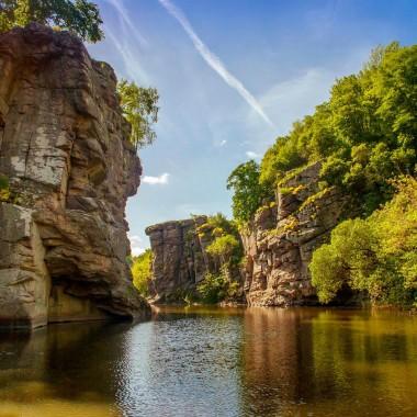 Экскурсия в Букский каньон из Киева + конный клуб в Жашкове