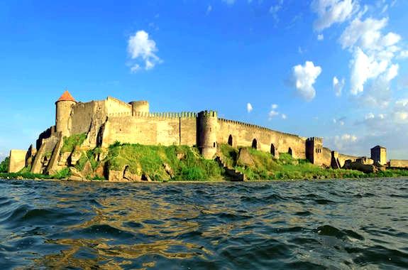 Фото крепость в Белгород-Днестровском