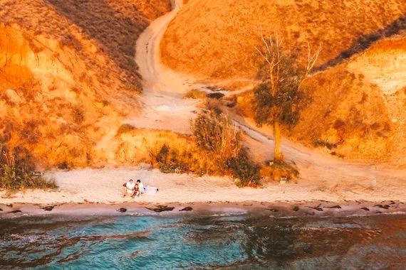 Фото тур на Херсонский каньон
