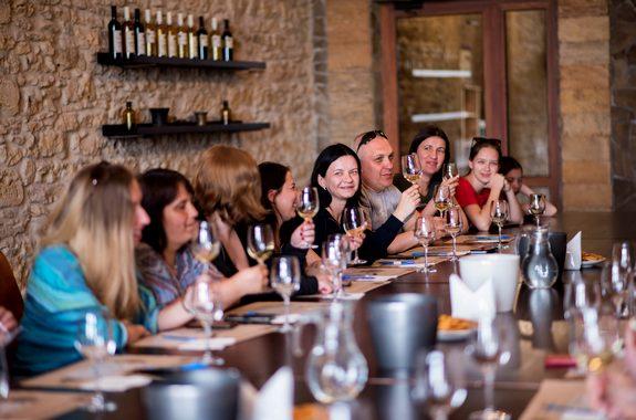 Фото дегустация вина в Херсоне