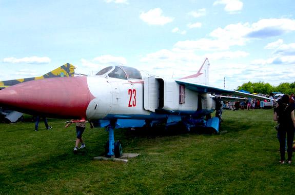 Фото экскурсия на аэродром Коротич