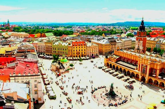 Картинка поездка в Краков