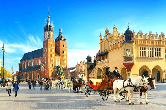 Фото тур в Краков