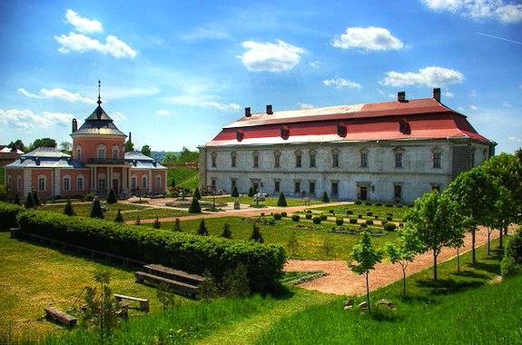 Картинка Олесский замок