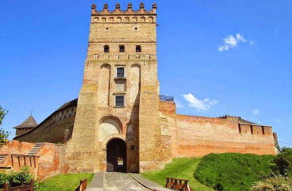 Фото тур в замок Любарта