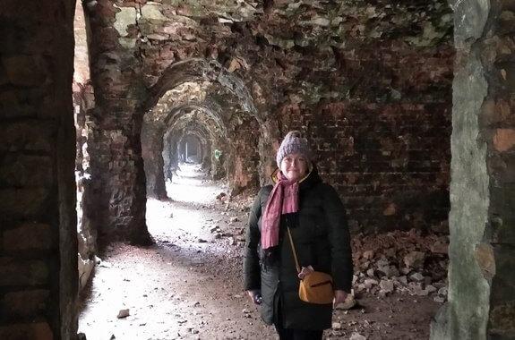 Картинка экскурсия в Таракановский форт на Рождество