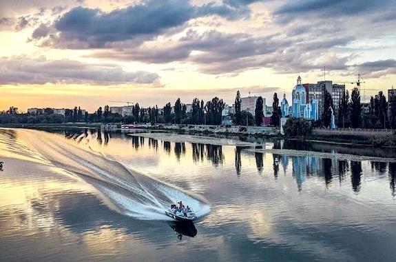 Фото поездка в Винницу