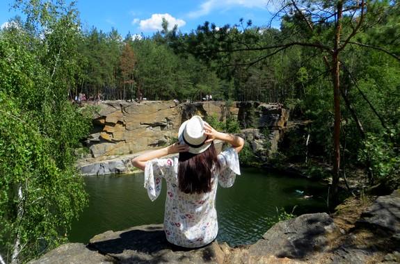 Изображение экскурсии в Коростышевский каньон
