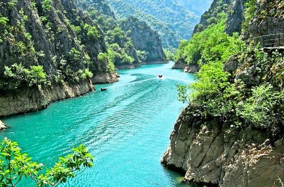 Фото поездка по каньонам Черногории