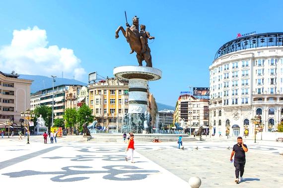 Картинка тур в Македонию