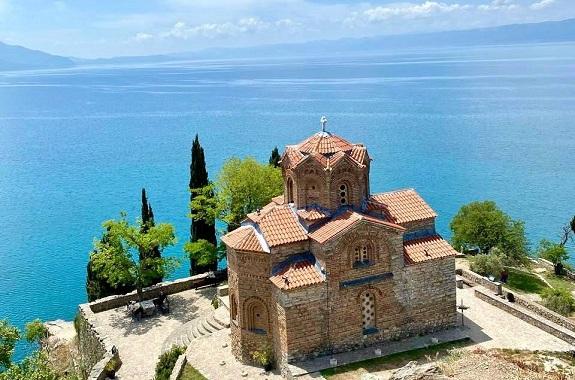 Фото поездка на озеро Охрид