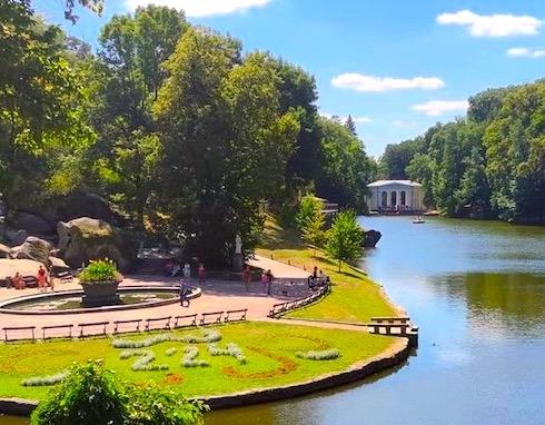 Фото что посмотреть в Парке Софиевка