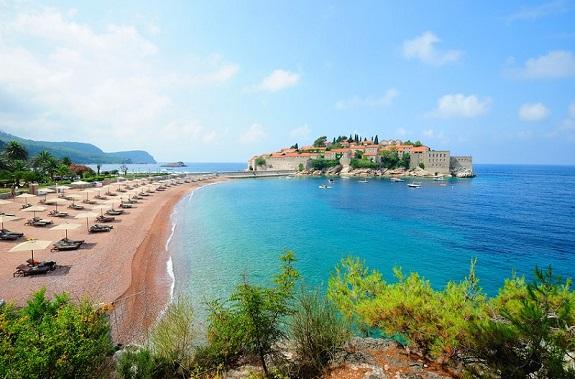 Фото курорт Свети Стефан