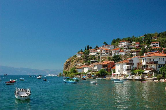Картинка поездка на Охрид