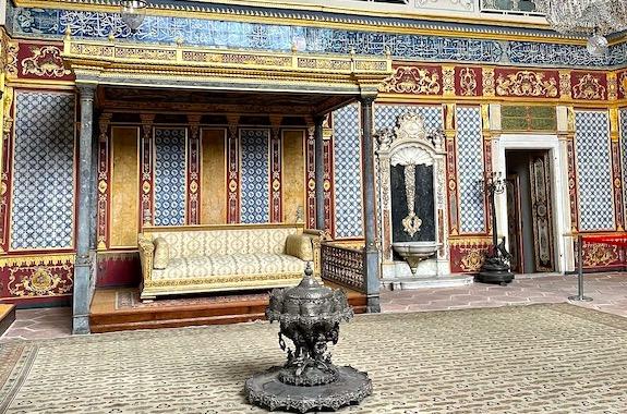 Фото тур во дворец Топкапы