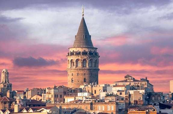 Фото Галатская Башня