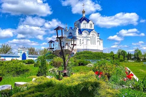 Картинка экскурсия в Мгарский монастырь