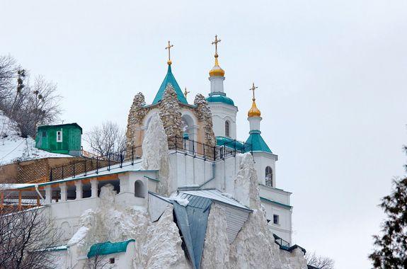 Картинка Места, куда можно поехать на Крещение из Харькова