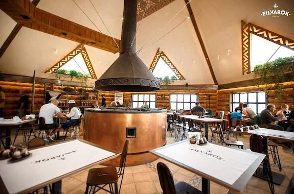 Фото кафе Фильварок Буковель
