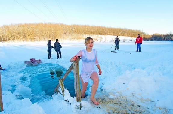 Картинка Где окунуться в Харькове на Крещение