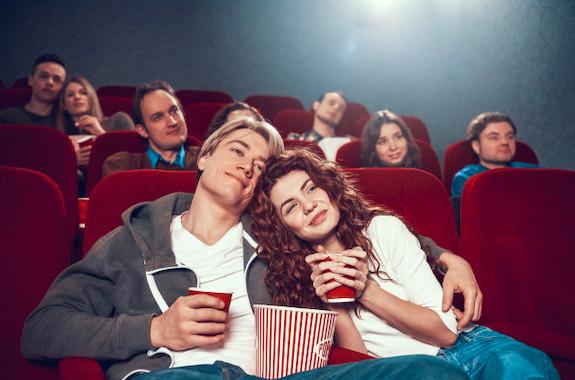 Фото поход в кино на 14 февраля