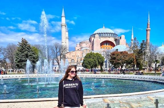 Фото экскурсия в мечеть Святой Софии