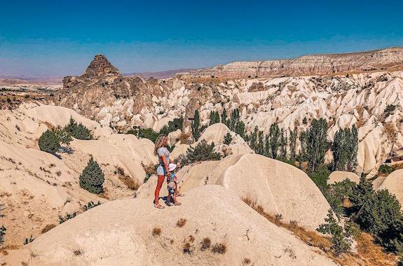 Фото национальный парк Гереме экскурсия