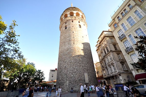 Картинка тур на галатскую башню