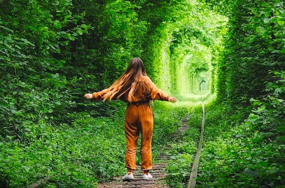 Фото экскурсия в Тоннель любви из Харькова