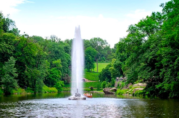 Фото экскурсия по Софийскому парку