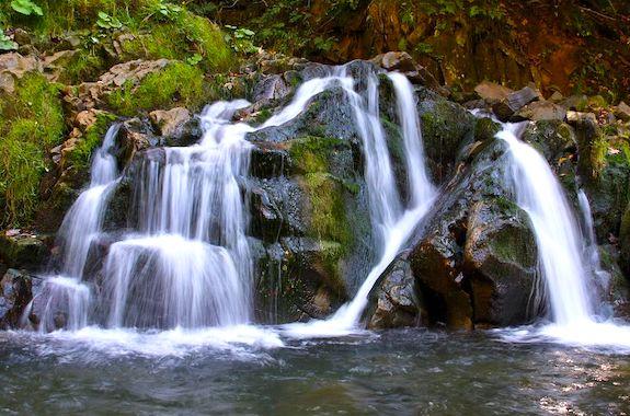 Фото водопад Каменка
