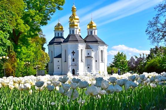 Картинка поездка в Чернигов
