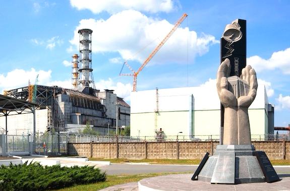 Картинка экскурсия по Чернобылю