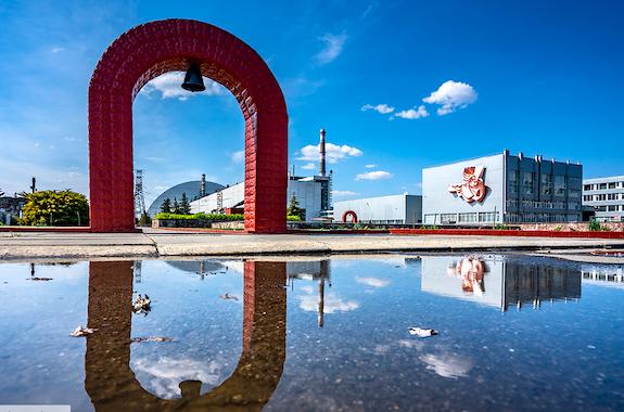 Картинка 4 энергоблок ЧАЭС тур