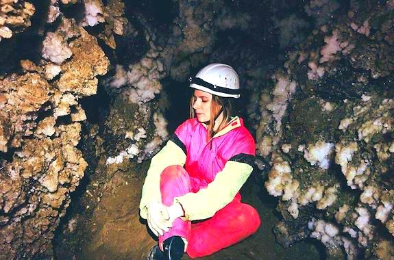 Картинка квест в пещере
