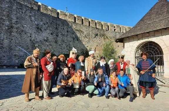 Кавртинка тур в Каменец-Подольский на Новый год из Харькова