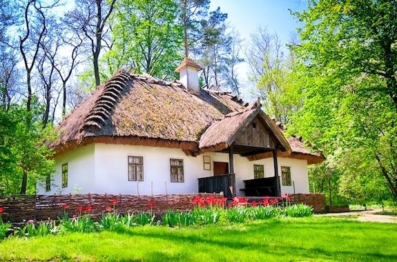 Картинка Поездка в музей народной архитектуры и быта в Переяславе-Хмельницком