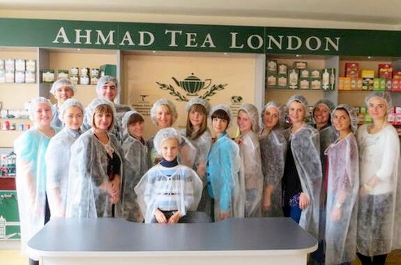 Картинка экскурсия на чайную фабрику Ахмад