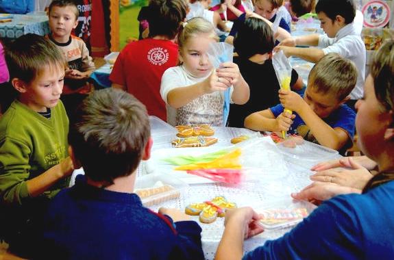 Картинка поездка на хлебозавод для школьников
