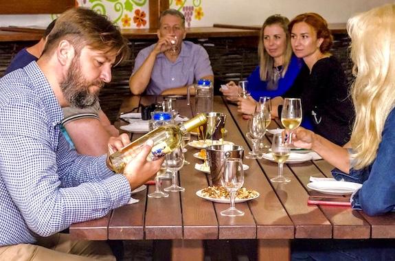 Фото дегустация вина поездка